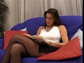 Porno beine Tina