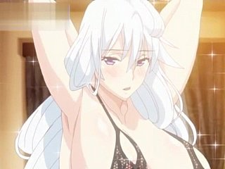 Enge Großer Muschi Anime Schwanz ❤️ Großer