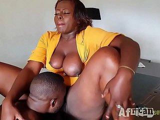 Porno afrikanisch bbw pic